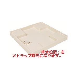 テクノテック[TECHNOTECH] 洗濯機用防水パン TS-640L (640×640×60) 排水口位置 L(左穴) [新品]|up-b