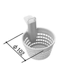 INAX/LIXIL 水まわり部品 ヘアーキャッチャー[TS-M(9)-K] 浴室 TS-M-9-K|up-b