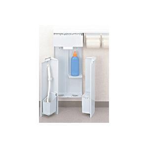 トイレ用壁付き収納棚 INAX LIXIL・リクシル TSF-100EU 楽々取り付け♪[新品]|up-b|03