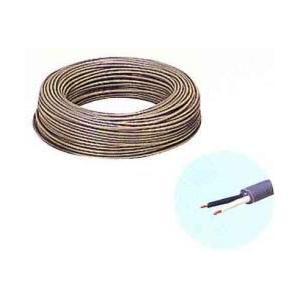 富士電線工業 ビニルキャブタイヤ丸形コード(電線) VCTF 3芯0.75mm 100M[新品] up-b