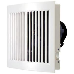 マックス 換気扇 VF-H08E32 24時間 換気システム 排気ファン(壁付) パイプ用排気ファン 大風量 [JJ90128][新品]|up-b