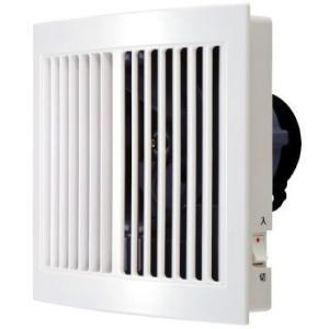 マックス 換気扇 VF-H08E3SA 24時間 換気システム 排気ファン(壁付) パイプ用排気ファン [JJ90129][新品]|up-b