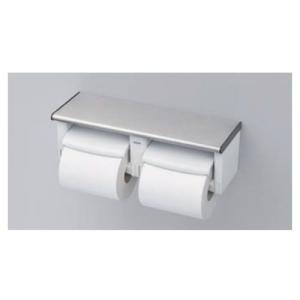 TOTO アクセサリ 紙巻器 YH702 棚付二連紙巻器 yh702 [新品]|up-b