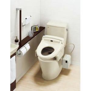 INAX・LIXIL アメージュZ便器 (フチレス) シャワートイレセット 便器 YHBC-ZA10S タンク DT-ZA150EN 床排水 ECO5 トイレ[新品]|up-b