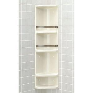 【直送商品】INAX LIXIL・リクシル アクセサリー 浴室収納棚 YR-312[新品]〈メーカー直送のみ・代引き不可・NP後払い不可〉|up-b