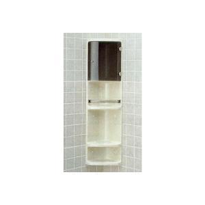 【直送商品】INAX LIXIL・リクシル アクセサリー 浴室収納棚 YR-312T[新品]〈メーカー直送のみ・代引き不可・NP後払い不可〉|up-b