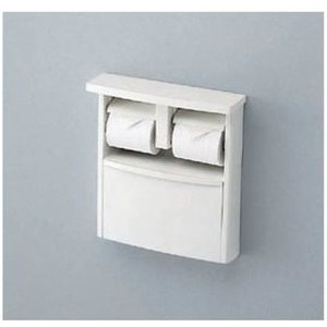 TOTO YSC15N 二連紙巻器一体形収納キャビネット(埋込タイプ) トイレ周辺収納 [新品]|up-b
