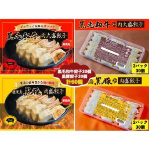 鹿児島黒豚の肉盛餃子27g(大粒60個)|up-lines