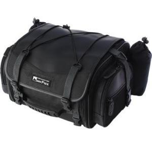 TANAX MOTOFIZZ ミニフィールドシートバッグ MFK-100(ブラック)