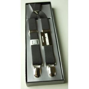 3cm巾のサスペンダー 昼の正礼装モーニング、夜の正礼装タキシード用のサスペンダーです。  ■素材 ...