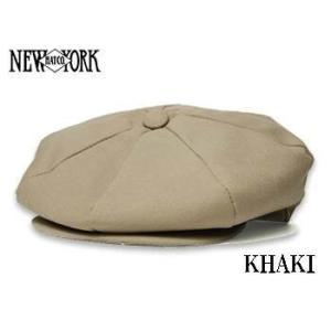 NEWYORK HAT #6218  CANVAS  NEWSBOY  18500