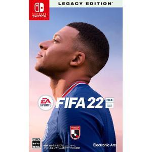 NSW FIFA 22 Legacy Edition