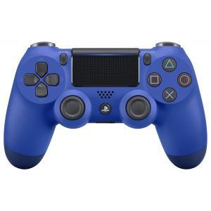 PS4 ワイヤレスコントローラー(DUALSHOCK4) ウェイブ・ブルー