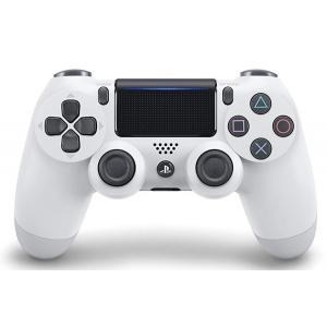 PS4 ワイヤレスコントローラー(DUALSHOCK 4) グレイシャー・ホワイト