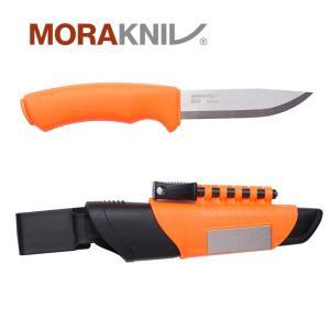 Morakniv Bushcraft Survival Orange モーラナイフ ブッシュクラフト サバイバル オレンジ|upi-outdoorproducts