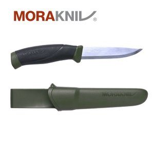 Morakniv Companion MG Carbon モーラナイフ コンパニオン MG カーボン|upi-outdoorproducts