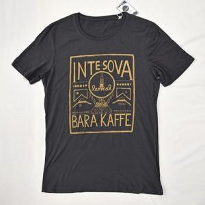 Lemmel Kaffe レンメルコーヒー インテソバ Tシャツ グレー|upi-outdoorproducts