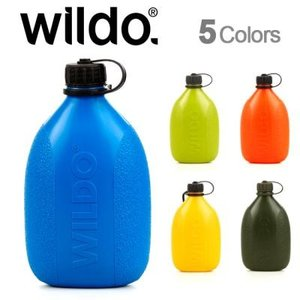Wildo HIKER BOTTLE ウィルドゥ ハイカーボトル|upi-outdoorproducts