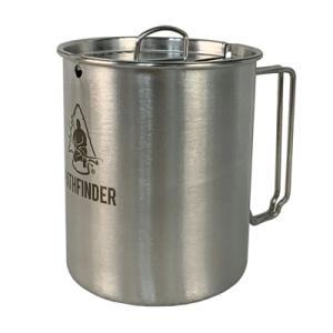 PATHFINDER パスファインダー 740mlカップ&リッドセット 正規品 upi-outdoorproducts