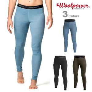 Woolpower ウールパワー ロングジョン ウィメンズ ライト 正規品|upi-outdoorproducts