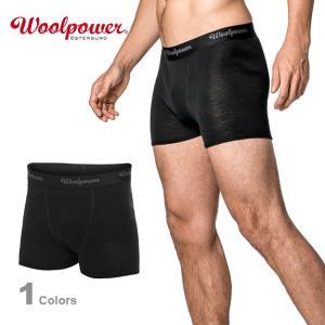 Woolpower ウールパワー ボクサー ライト(メンズ) 正規品|upi-outdoorproducts