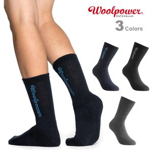 Woolpower ウールパワー ソックス ロゴ 400|upi-outdoorproducts