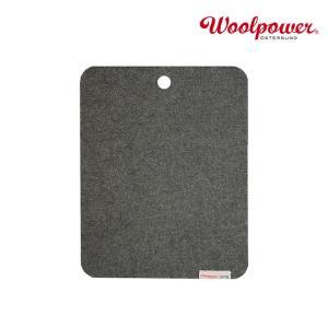 Woolpower ウールパワー シットパット 中 upi-outdoorproducts
