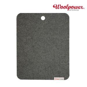 Woolpower ウールパワー シットパット 大 upi-outdoorproducts