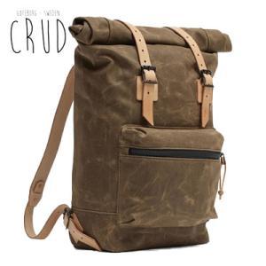 CRUD Lando Backpack Natural クルード ランド バックパック ナチュラル|upi-outdoorproducts