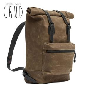 CRUD Lando Backpack Black クルード ランド バックパック ブラック|upi-outdoorproducts