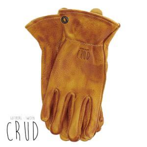 CRUD Gjora gloves Elk Skin クルード ヨーラ グローブ エルクスキン|upi-outdoorproducts