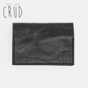 CRUD Nordre Card case Wax Black クルード ノルデ カードケース ワックス ブラック|upi-outdoorproducts