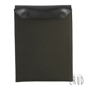 CRUD Ottem Laptop-tablet case Black クルード オテム ラップトップケース タブレットケース ブラック|upi-outdoorproducts