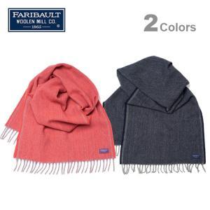 FARIBAULT ファリバルト アシュビー ツウィル スカーフ|upi-outdoorproducts