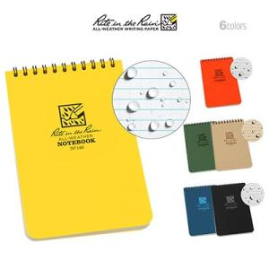 Rite in the Rain 4×6 Top Spiral Notebook ライト イン ザ レイン 4×6 トップスパイラル ノート|upi-outdoorproducts