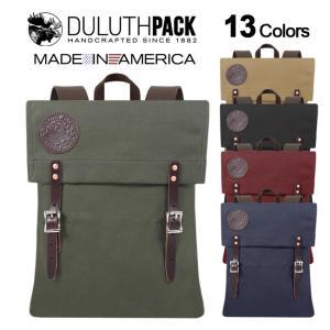 【旧タイプ】Duluth Pack Scout Pack ダルースパック スカウトパック|upi-outdoorproducts