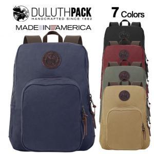 Duluth Pack Large Standard Daypack ダルースパック ラージ スタンダード デイパック|upi-outdoorproducts