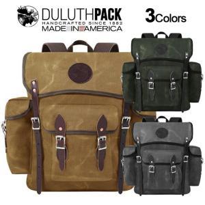 Duluth Pack Wanderer WAX ダルースパック ワンダラー ワックス upi-outdoorproducts