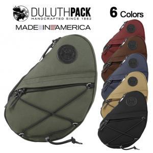 Duluth Pack Port City Sling ダルースパック ポートシティ スリング|upi-outdoorproducts