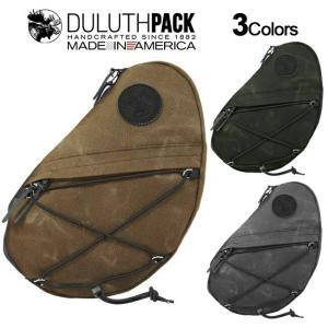Duluth Pack Port City Sling WAX ダルースパック ポートシティ スリング ワックス|upi-outdoorproducts