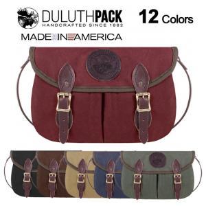 Duluth Pack Medium Double Shell Purse ダルースパック ミディアム ダブルシェル パース|upi-outdoorproducts