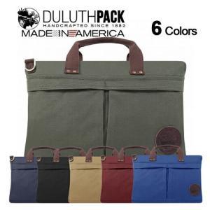 Duluth Pack City Portfolio ダルースパック シティ ポートフォリオ|upi-outdoorproducts