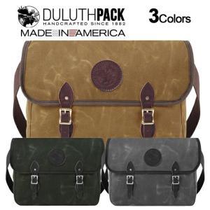 Duluth Pack Standard Book Bag WAX ダルースパック スタンダード ブックバッグ ワックス|upi-outdoorproducts