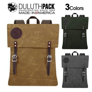 【NEW】Duluth Pack Scout Pack WAX ダルースパック スカウトパック ワックス(Wing)|upi-outdoorproducts