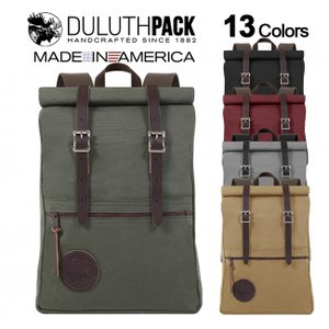 Duluth Pack Roll-Top Scout Pack ダルースパック ロールトップ スカウトパック|upi-outdoorproducts