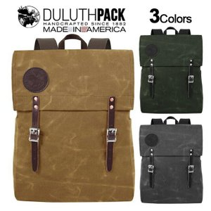 Duluth Pack Scoutmaster Pack WAX ダルースパック スカウトマスターパック ワックス|upi-outdoorproducts