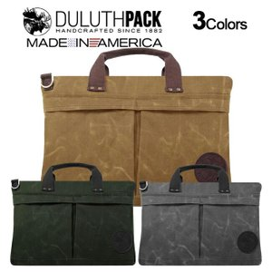 Duluth Pack City Portfolio WAX ダルースパック シティ ポートフォリオ ワックス|upi-outdoorproducts