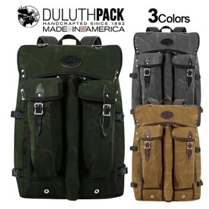 Duluth Pack Bushcrafter WAX ダルースパック ブッシュクラフター ワックス|upi-outdoorproducts