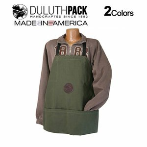 Duluth Pack Canvas Apron Short ダルースパック キャンバス エプロン ショート upi-outdoorproducts