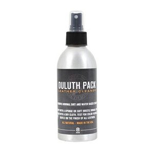 Duluth Pack 8oz Leather Cleaner ダルースパック 8オンス レザークリーナー upi-outdoorproducts